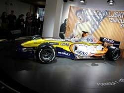Renault formula1 r28
