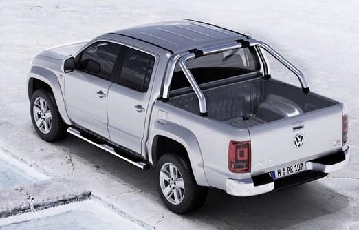 Volkswagen: Prvi narodni Pick-Up