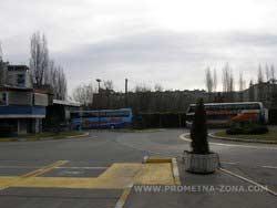 izlaz autobusa