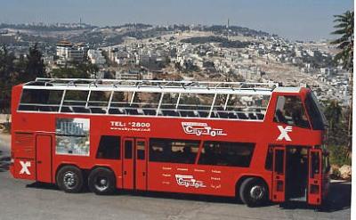 panoramski autobus
