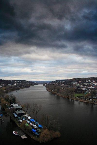 rijeka vltava