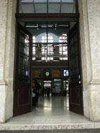 Ulazna vrata Glavnog kolodvora