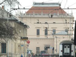 Zapadna strana Glavnog kolodvora