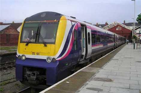 električni vlak