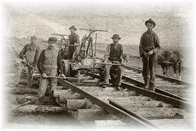 prve željeznice
