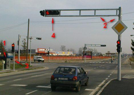 semaforski sustav