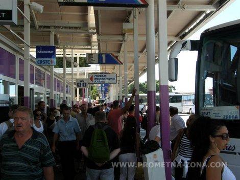 autobusni kolodvor split
