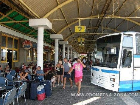 autobusni kolodvor zadar