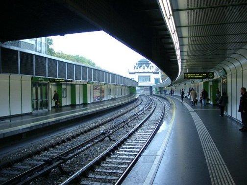 gradska željeznica
