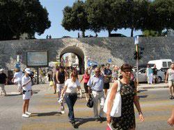ulaz u stari grad
