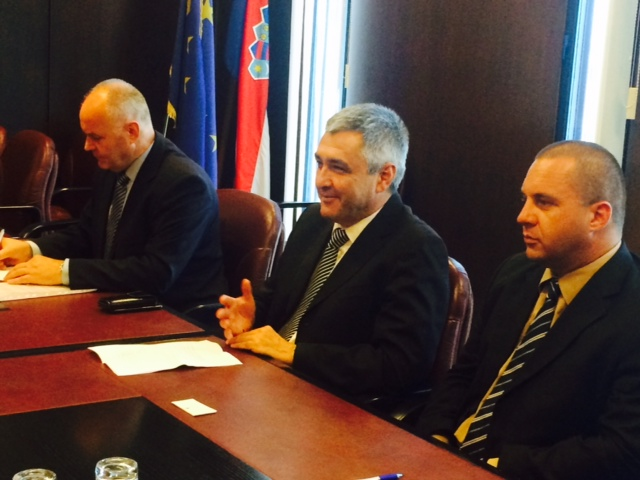 ministri hrvatske i bosne i hercegovine