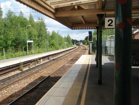 željeznička postaja