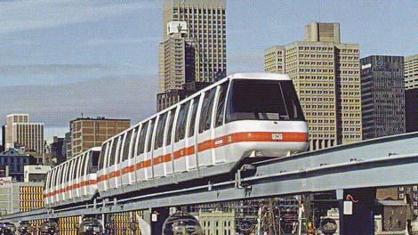 vlak budućnosti
