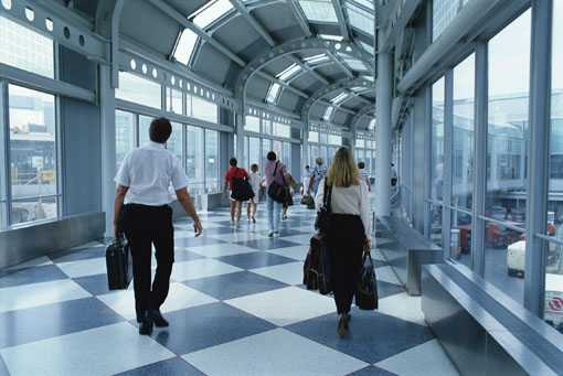 prilazni prostor u zračnoj luci