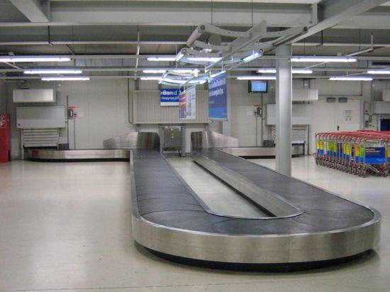 pokretna traka na aerodromu