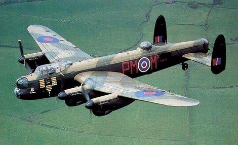 Avro Lancester
